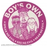Boys Own Speak No Evil Image 1