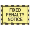 Carlos Fixed Penalty Notice