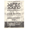 Club Heaven Safe & Sound