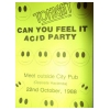 Can You Feel It Acid Party Image 1