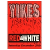 Yikes 1991 Red & White Party Image 1