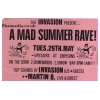 A Mad Summer Rave
