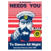 InterDance 91 Needs You Image 1