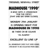 Madhouse 1990 January Image 2