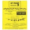 Up Front 1991 August Adrenalin High On Life Image 1