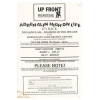 Up Front 1991 April Adrenalin High On Life Image 1