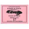 Empathy State Of Mind 1989 May