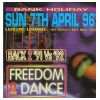 Freedom 2 Dance 1996 April Image 1