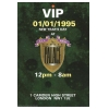 VIP New Years Day 95