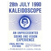Kaleidoscope 1990 July