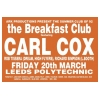 Ark (Leeds) 1992 March The Breakfast Club