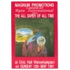 Magnum All Day Dance Concept 1991 Image 1