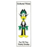 Cultural Vibes 1993 Funky Ducks Image 1