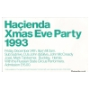 Hacienda Xmas Eve Party 1993