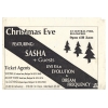 Christmas Eve Featuring Sasha & Guests