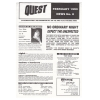 Quest NewsLetter No. 08 1993 February