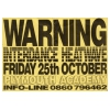 InterDance 91 Warning Heatwave Image 1