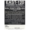 East 120 Licensed To Party Image 2