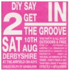 DIY 1991 Free Party Get In 2 The Groove