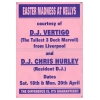 Easter Madness At Kellyz (Poster)