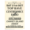 Centreforce Radio Top Rave Charity Night