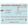 Shoom 1989 April Joy