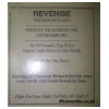 Revenge 1990 The Return Party (Sticker)