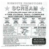 Scream The Living Dream August 92 Image 2