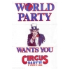 World Party 1991 Circus II