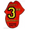 Taste 1995 Slag 3rd Birthday