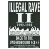 Illegal Rave II Album Flyer
