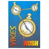 Yikes & Power Present Rush 1992 February Image 1