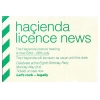 Hacienda 1990 / May Licence News