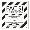 Hacienda 1982 / May Opening Night