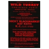 Obsession Inc. 1992 December Wild Turkey The Pantomine Image 2
