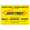 Limeys Juicy Fruit 1993 Having Fun Image 1