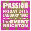 Passion (Brighton) 1992 January