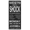 West Meets Shock 1990 March Image 1