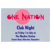 One Nation 1994 July