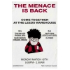 The Menace Is Back