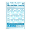 Bangin Tunes 1992 The Friday Feeling