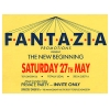 Fantazia Promotions Presents The New Beginning