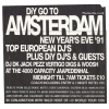 DIY 1991 Go To Amsterdam (Poster)